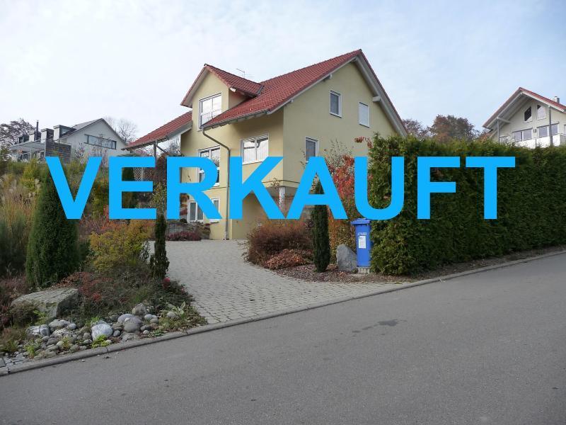 Charmantes Niedrigenergiehaus in bevorzugter Lage von Heiligenberg