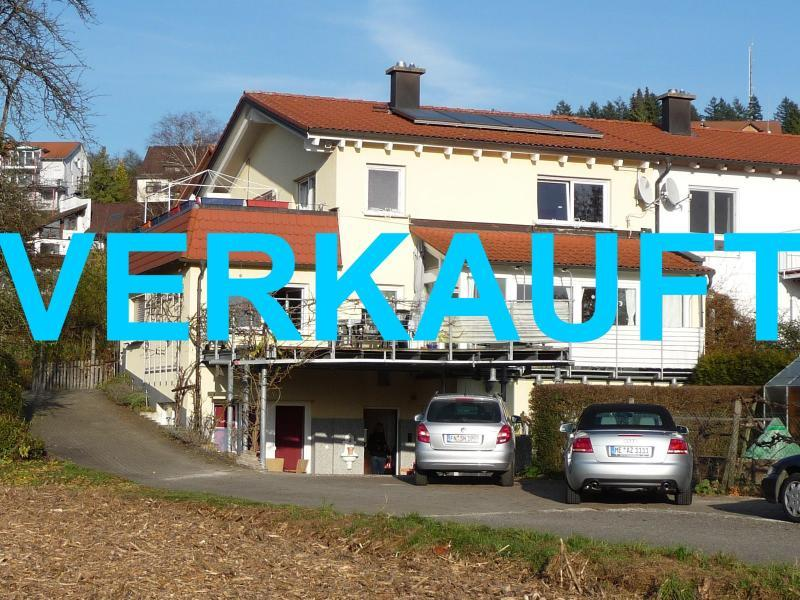 Attraktive Doppelhaushälfte mit Einliegerwohnung in ruhiger Lage von Daisendorf am Bodensee
