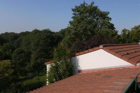 Aussicht Dachterrasse