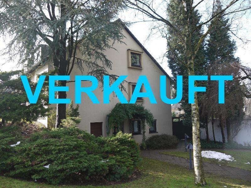 Attraktives 1-2 Familienhaus in ruger Waldrandlage von Velbert-Langenhorst