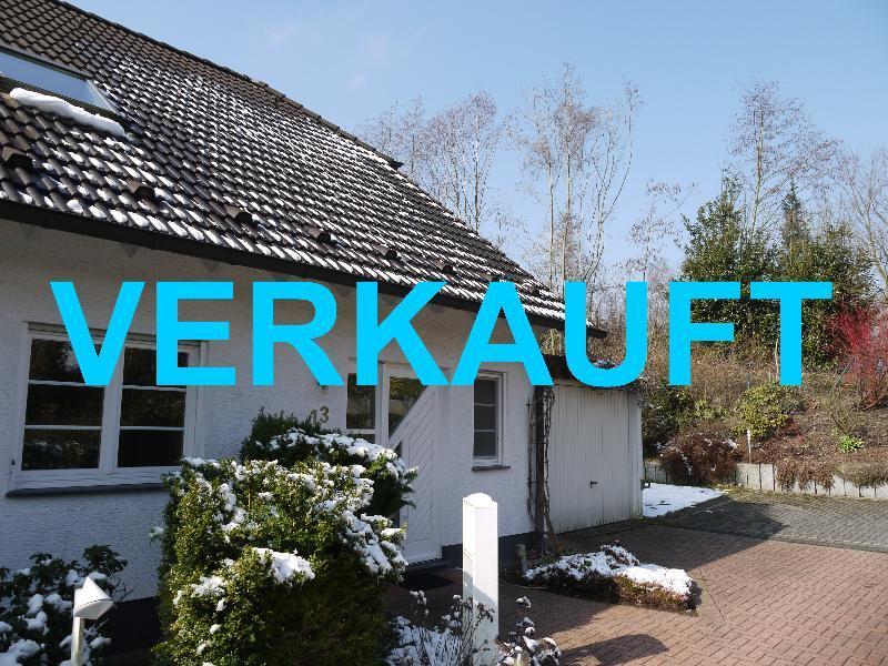 "Attraktive Doppelhaushälfte am ""Radenberg"" in Wuppertal-Vohwinkel"