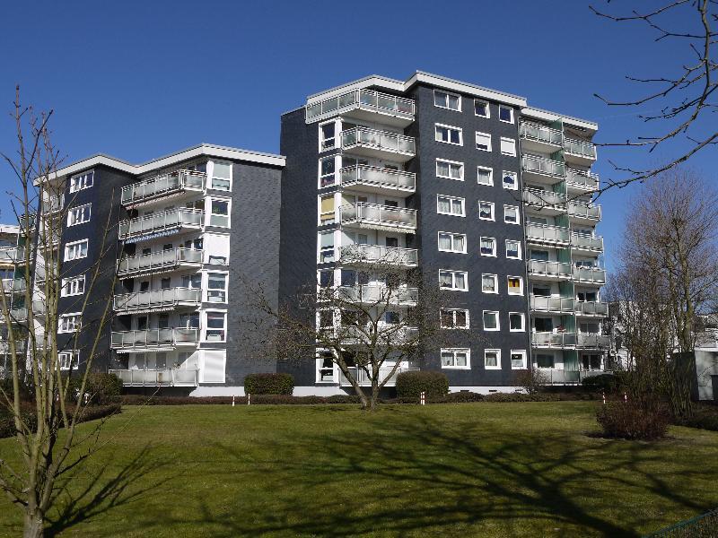 Langjährig vermietete 3-Zimmer Wohnung in gepflegten Mehrfamilienhaus am Nachbarsberg