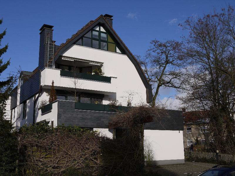 Traumhafte Dachgeschoss Maisonettewohnung in zentrumsnaher Lage von Haan