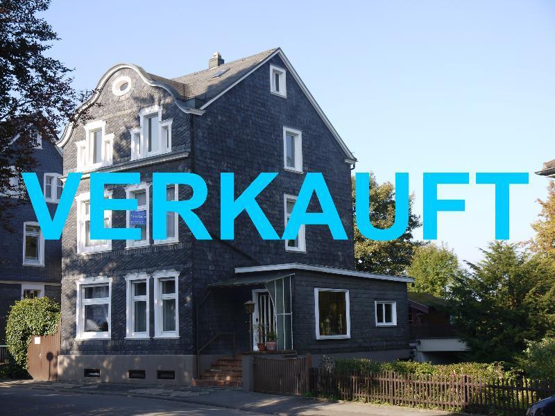 Wohnen und handwerklich Arbeiten unter einem Dach in ruhiger Lage von Wuppertal Cronenberg