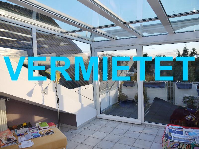 Helle moderne Dachgeschoßwohnung mit herrlicher Terrasse in zentrumsnaher Lage