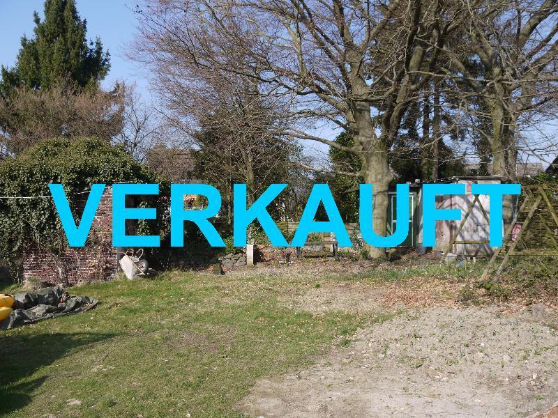 Attraktives Baugrundstück in gepflegt, ruhiger Lage von Wuppertal Cronenberg