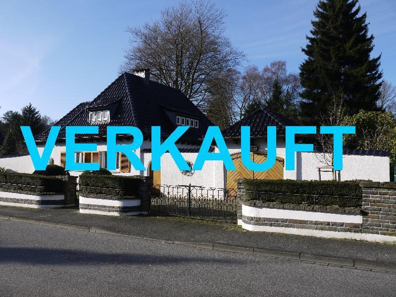 Stilvolles und liebevoll restauriertes Villenanwesen in bester Lage von Solingen-Ohligs