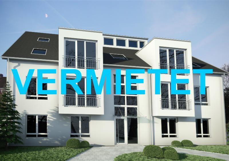 Neubauerstbezug ! Attraktive 3-Zimmer Dachgeschosswohnung mit schöner Terrasse und hochwertiger Ausstattung