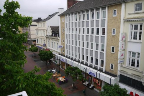 Aussicht Mittelstraße