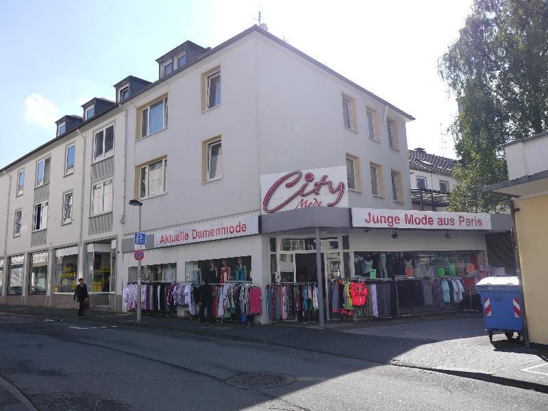 Wohn-und Geschäftshaus als innerstädtische Kapitalanlage in Solingen-Mitte
