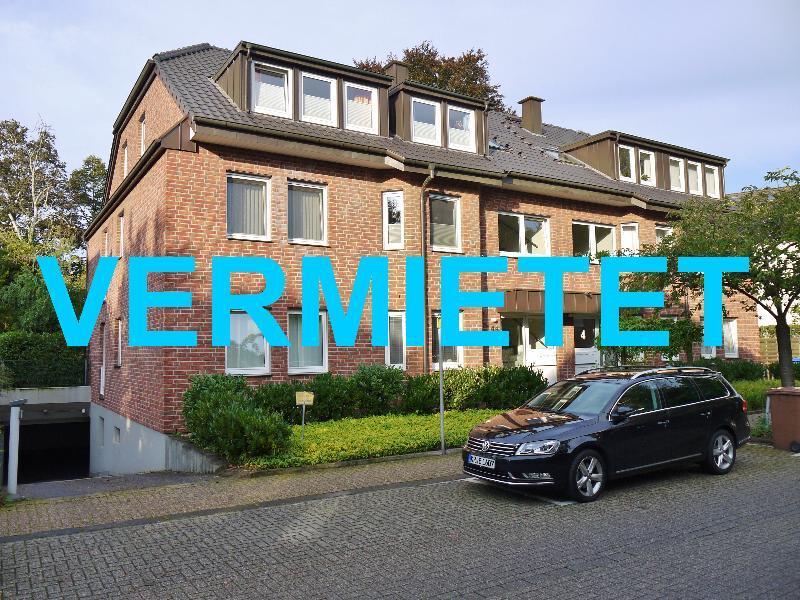 Sehr ansprechende Dachgeschosswohnung in ruhiger Innenstadtlage von Ratingen