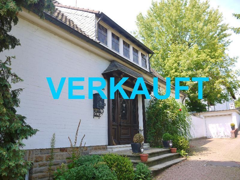Vielseitig nutzbares 1-2 Familienhaus in gepflegter, grüner Lage von Erkrath-Hochdahl