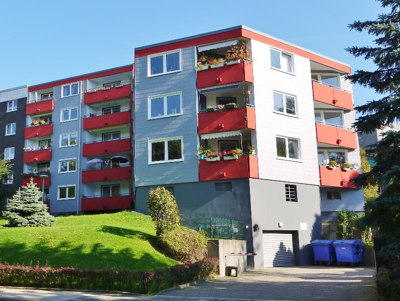 Attraktive Hochparterre Wohnung in ruhiger Lage von Haan