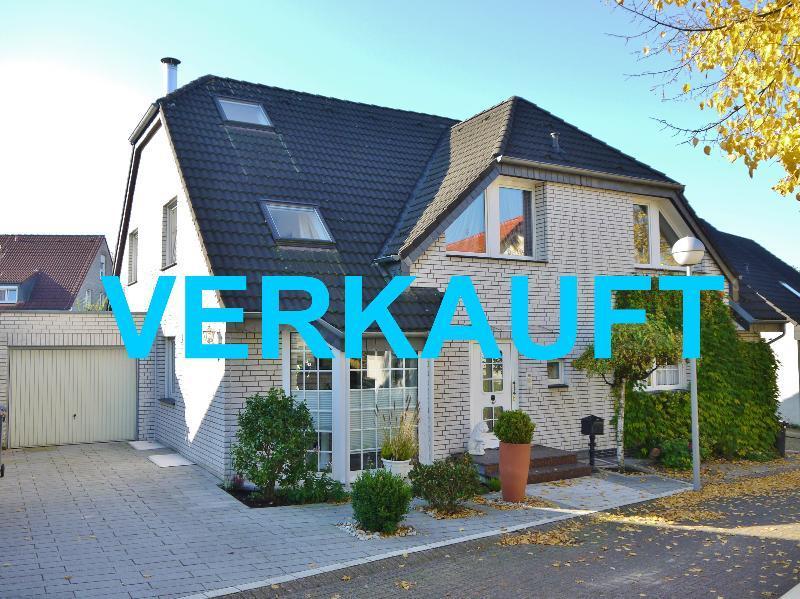 Attraktive Doppelhaushälft in grüner und gepflegter Lage von Erkrath-Hochdahl