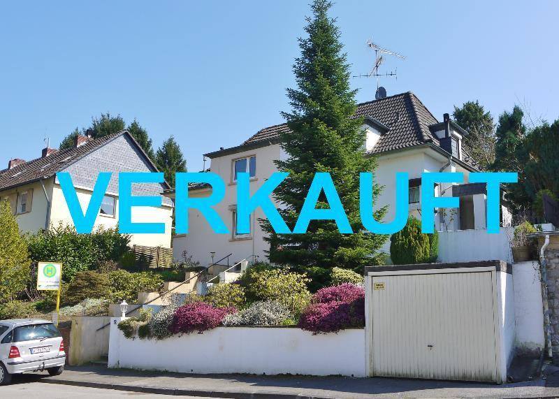 Kleine, gemütliche Doppelhaushälfte in Wuppertal-Schöller
