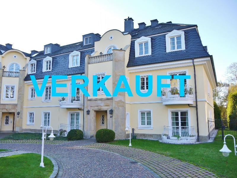 """""""Chateau Seerose"""" Exklusive 3-Zimmer Gartenwohnung in bester Lage von Hilden-Süd"""