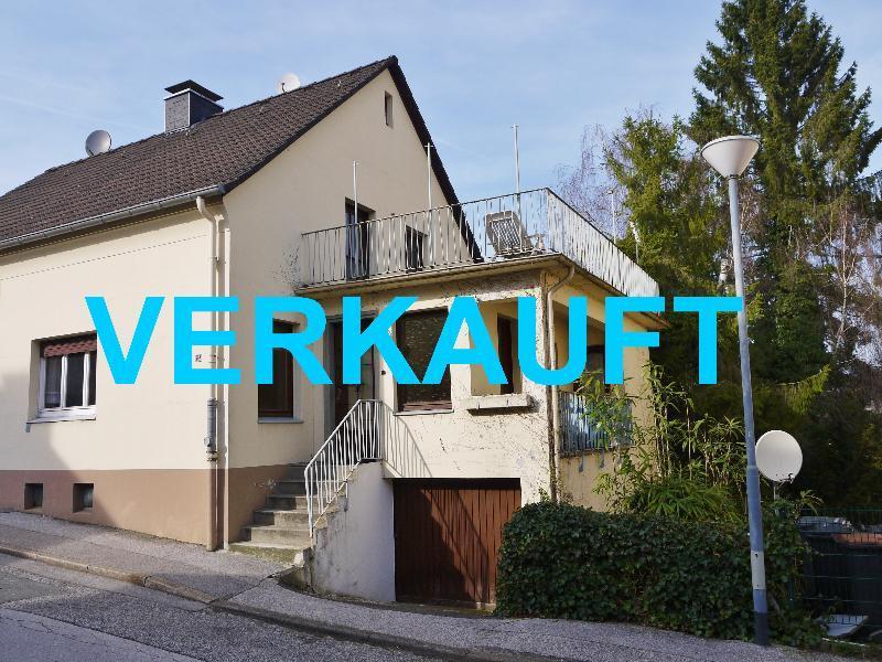 Kleine Doppelhaushälfte in ruhiger, zentraler Lage von Velbert-Neviges