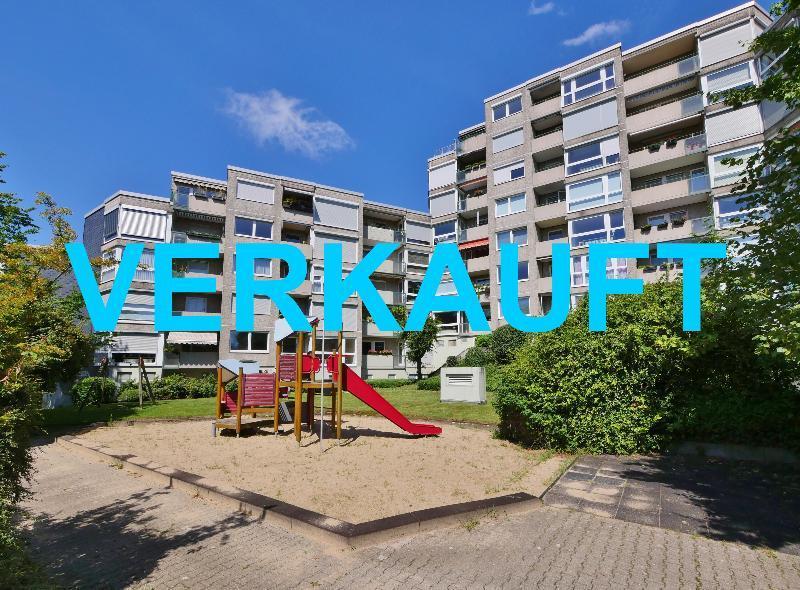 Attraktive, komplett modernisierte 2-Zimmer Eigentumswohnung in ruhiger Wohnlage von Haan