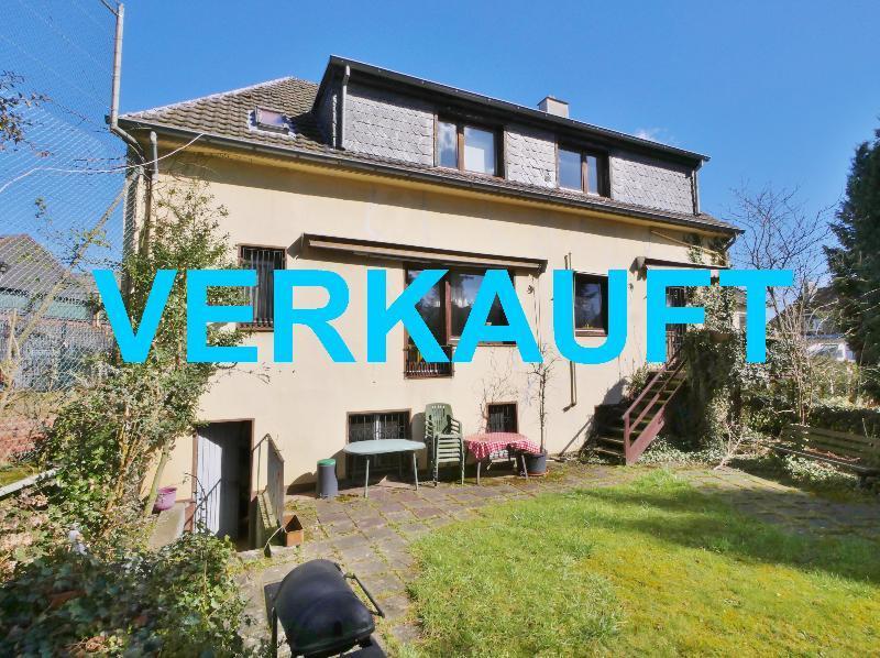 Gebotsverfahren ! Sanierungsbedürftiges 1-2 Familienhaus im Zentrum Mettmanns ! Startpreis 150.000€