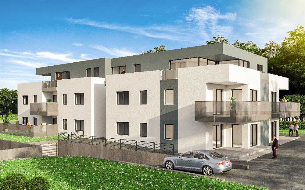 """Wohnpark """"Am Teichkamp"""" Exklusive 5-Zimmer Penthousewohnung im Neubauerstbezug"""
