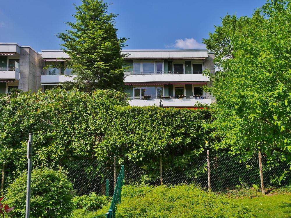 Sympathische 5-Zimmer Etagenwohnung in ruhiger und grüner Lage von Haan