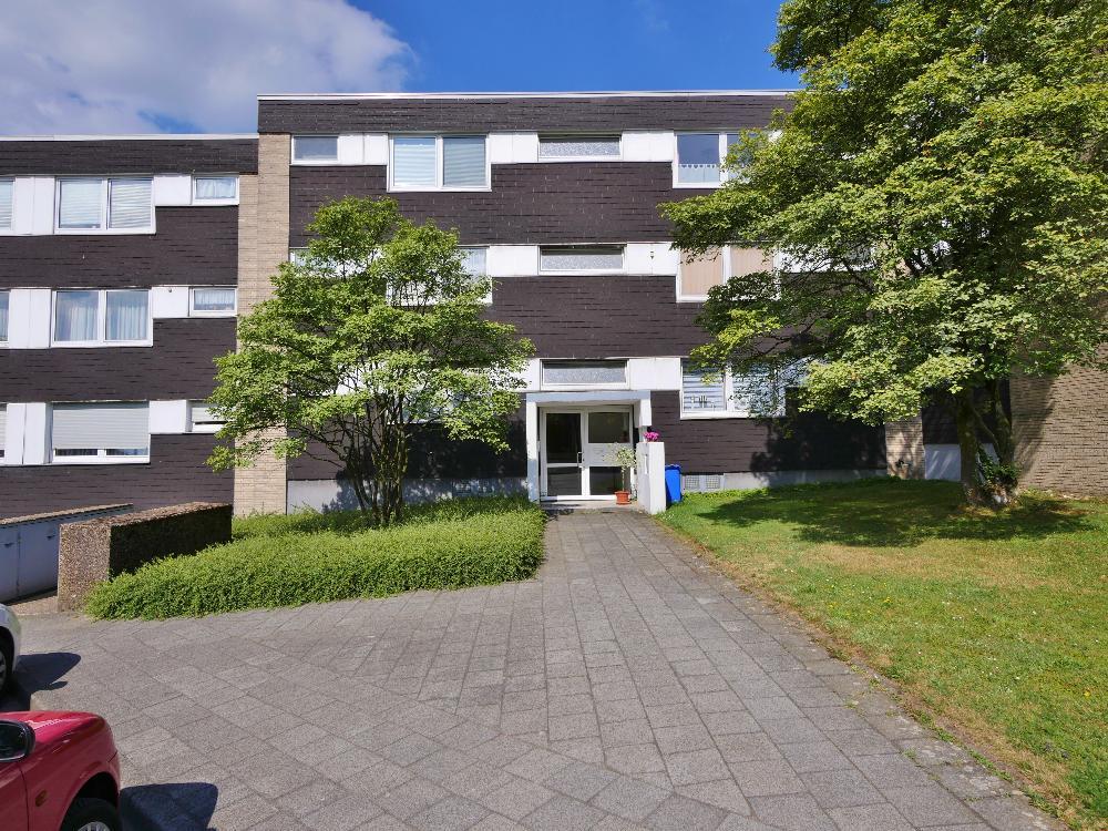 Attraktives 1-Zimmer Apartment in gepflegter Nachbarschaft von Haan-Thienhausen