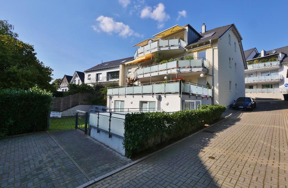 Exklusive, großzügige 3,5-Zimmer Terrassenwohnung in ruhiger Innenstadtlage von Haan