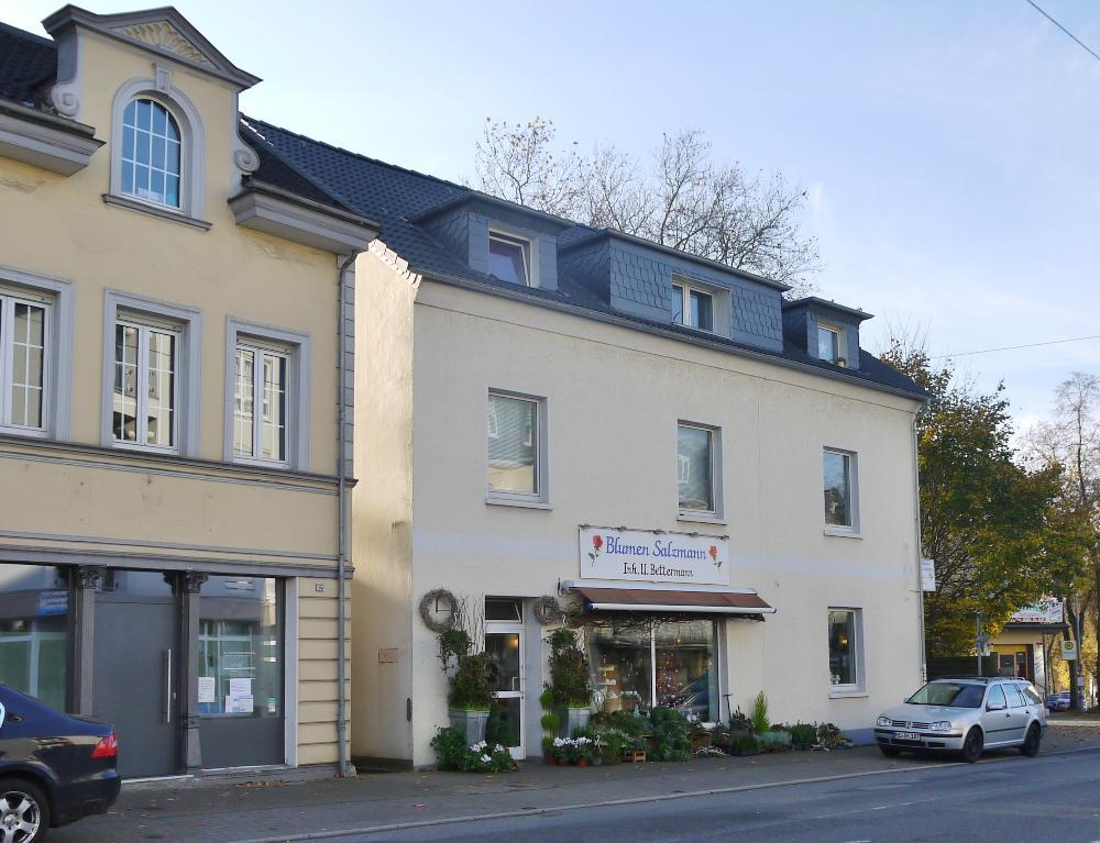 Wohn-und Geschäftshaus als attraktive Kapitalanlage an der Haaner Bahnhofstraße