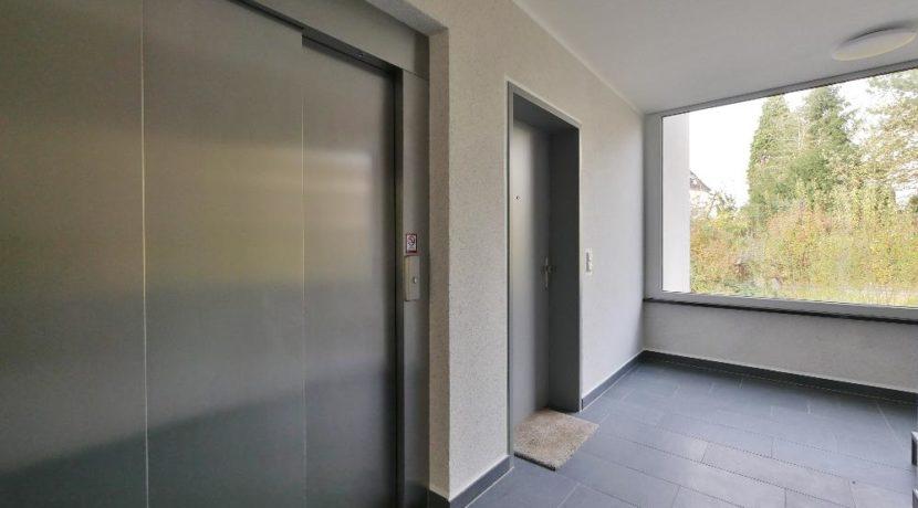 Wohnungseingang / Treppenhaus