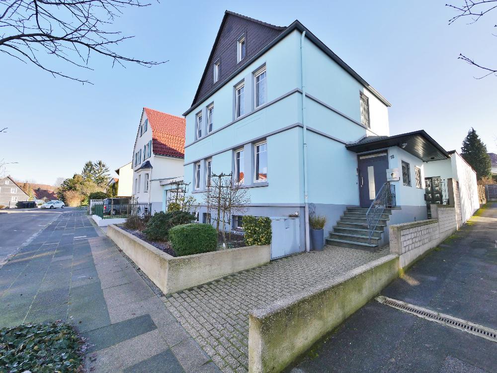 Charmante, familienfreundliche Stadtvilla in beliebter Haaner Wohnstraße