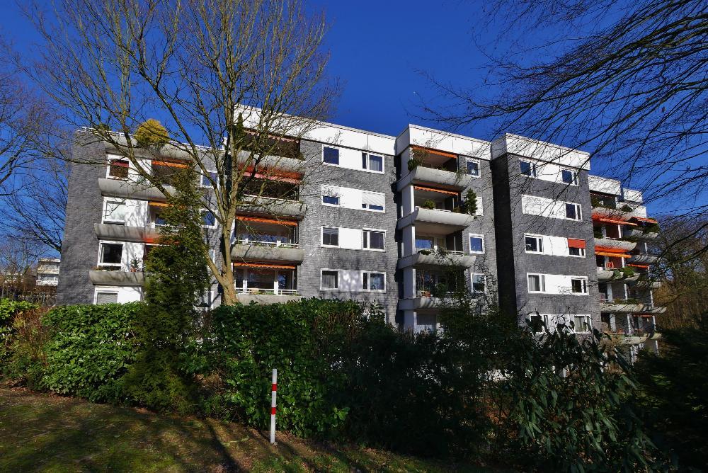 Attraktiv geschnittene 4-Zimmer Etagenwohnung in gepflegter Wohnlage von Hochdahl