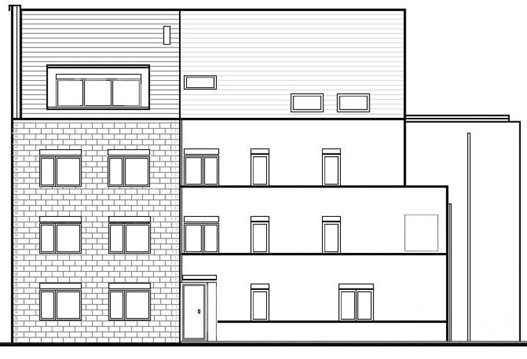 Komfortwohnen in ruhiger Citylage von Hilden - Ansicht Straße