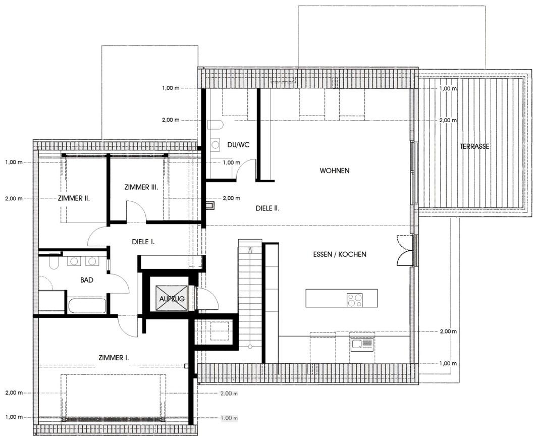 Komfortwohnen in ruhiger Citylage von Hilden - Wohnung Nr. 10