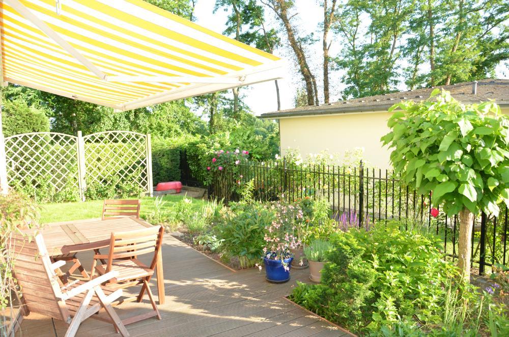 Familienfreundliche 5-Zimmer Gartenwohnung in bester Lage von Unterbach