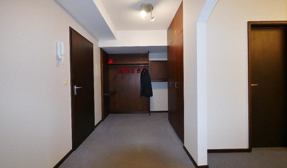 Eingangsbereich / Garderobe