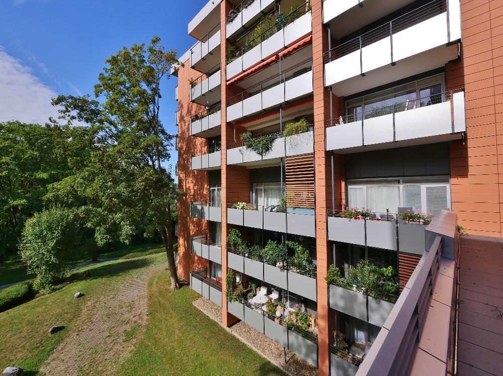 Gut vermietete 2-Zimmer Etagenwohnung in gepflegter Wohnlage von Mettmann-Metzkausen