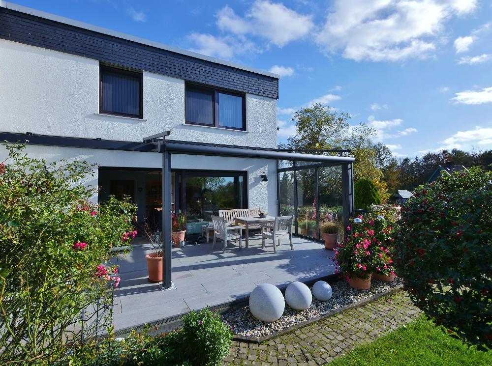 Attraktives Reihenendhaus auf einem herrlichen Grundstück auf der Stadtgrenze von Wuppertal zu Solingen