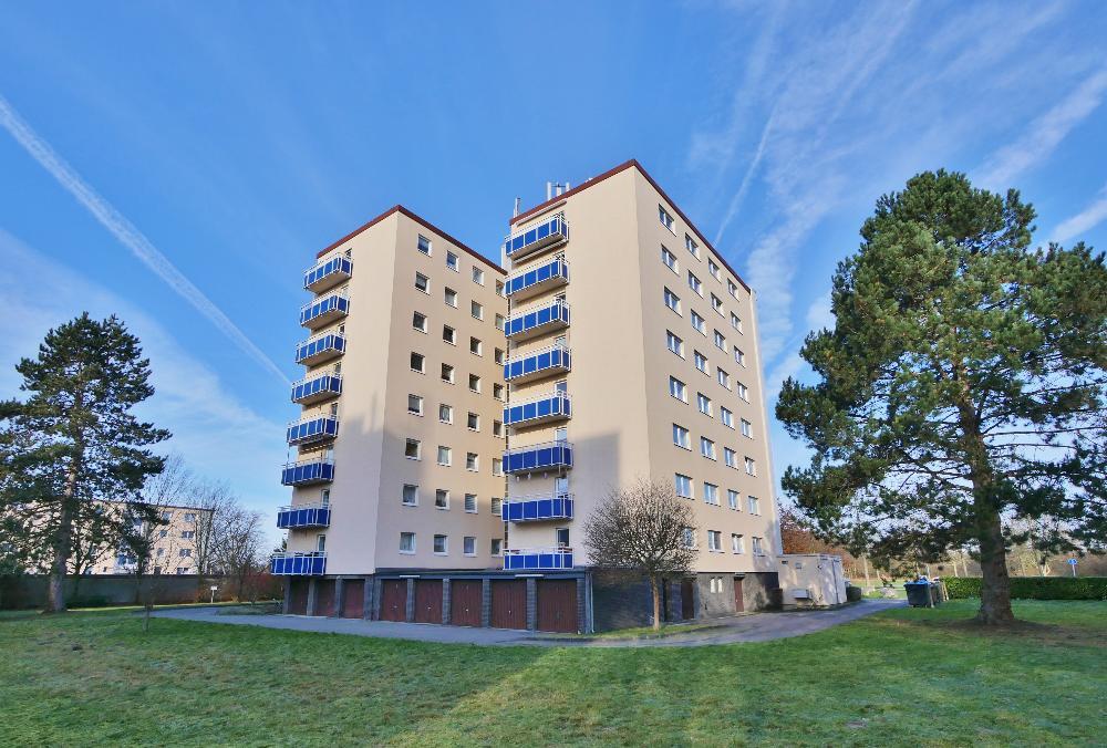 2-Zimmer Dachgeschosswohnung in gepflegtem Mehrfamilienhaus von Hilden-Nord