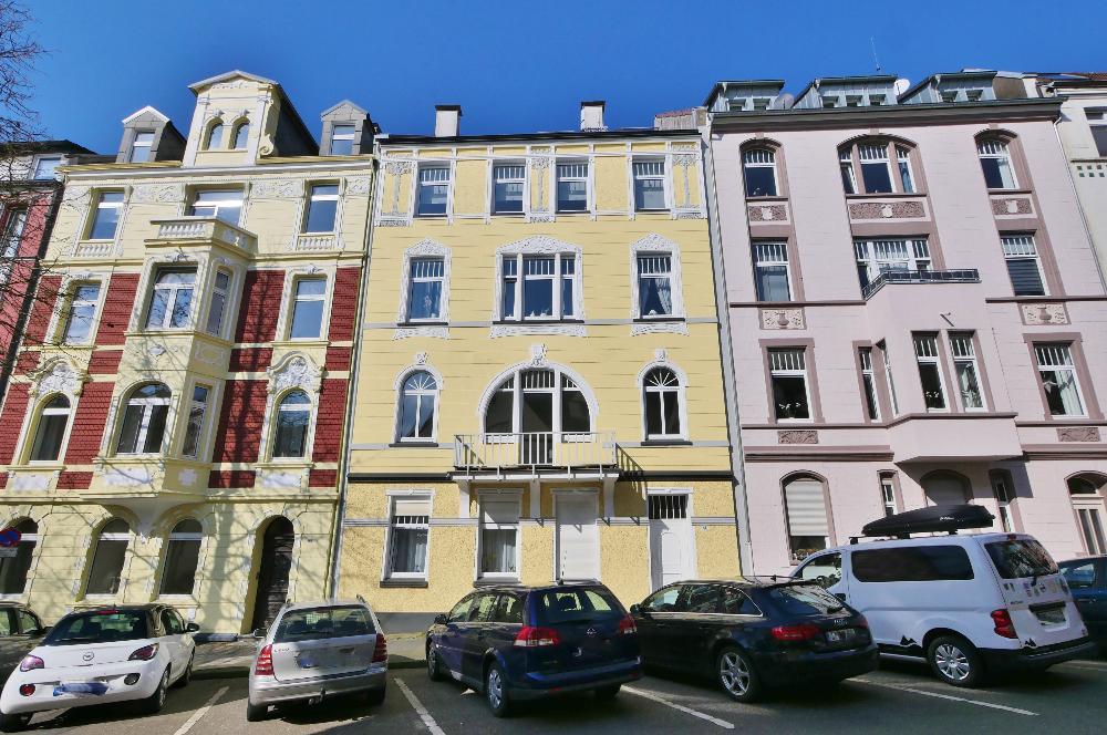 Herrliche 3-Zimmer Altbauwohnung in ruhiger Innenstadtlage von Solingen